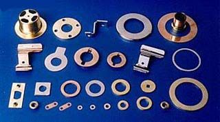Pressed Parts Brass Pressed Parts