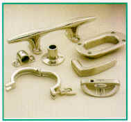 Brass Copper Non Ferrous Gravity Die Casting Die Castings