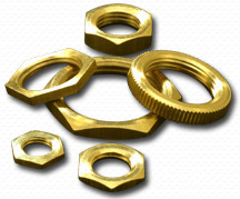 Brass Lock Nuts  Stainless Steel Lock nuts