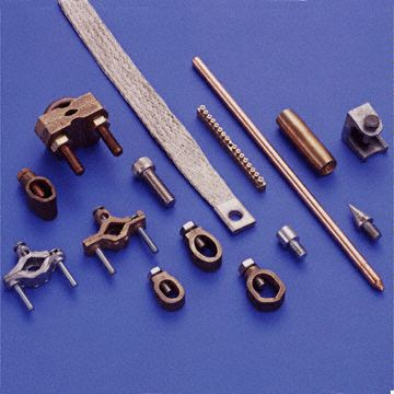 Bronze Clamps Copper  Clamps Brass  Clamps Copper Grounding Clamps Grounding Connectors Bronze Grounding Clamps