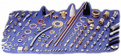 Electrical Components Brass Electrical Components
