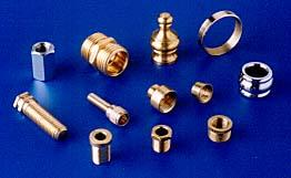 Brass Special Machined BRASS PARTS BRASS TURNED PARTS Components