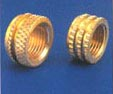 Brass Inserts for CPVC and UPVC Drainage and Sewerage fitting Molding